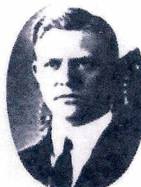 Young Clarence Burgess