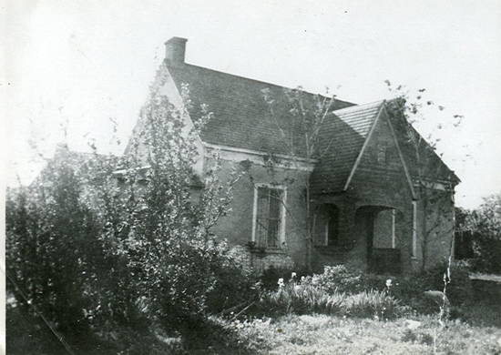 Home of DeMar and Marjorie Carroll (1946)