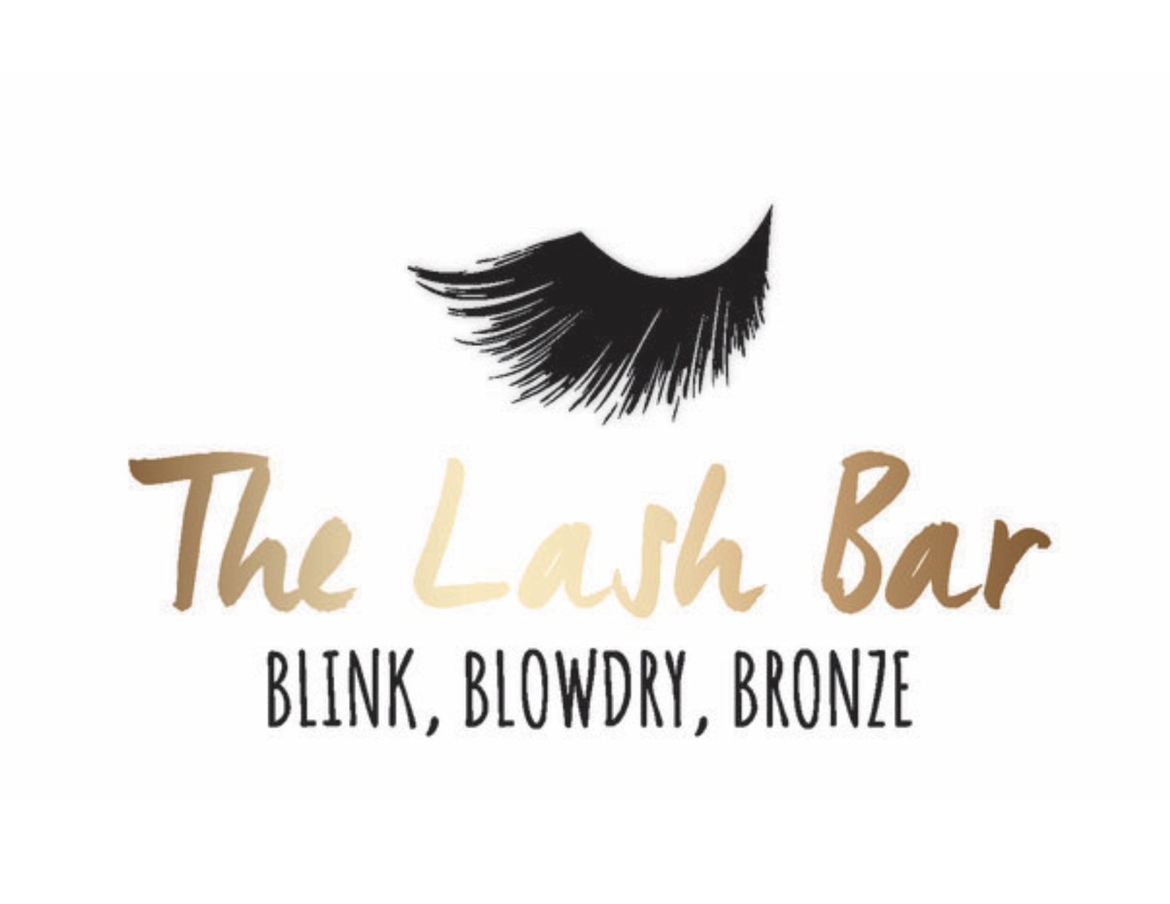 The Lash Bar Blink, Blowdry, Bronze Opens in new window