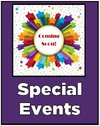 Click for more information about special events
