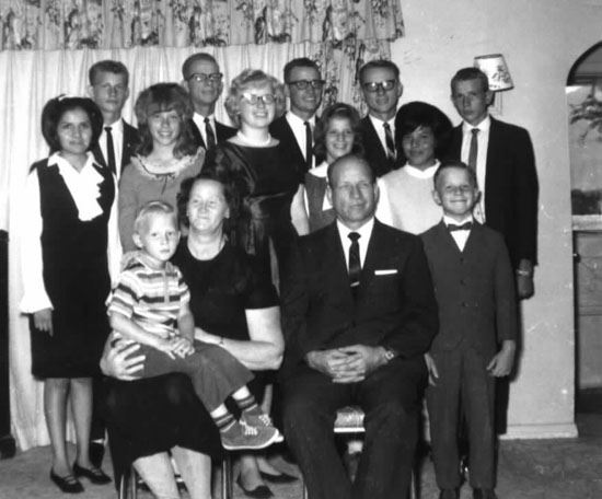O. Wayne Day Family