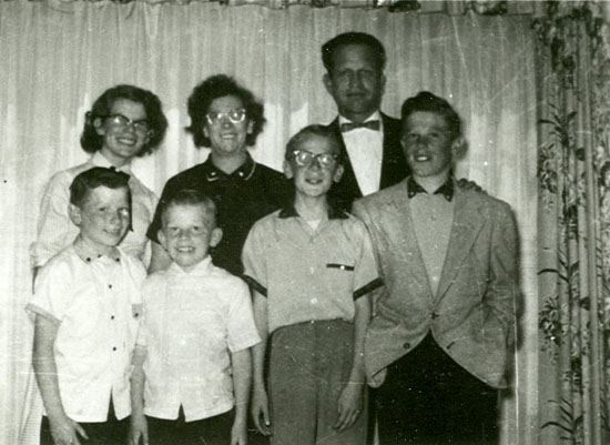 Lawrence Day Family
