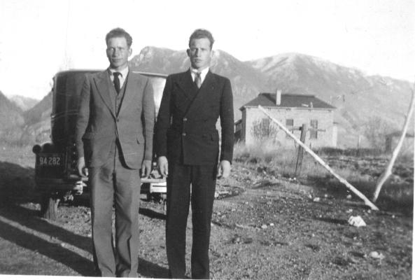 Wayne, Lawrence, Day 1937