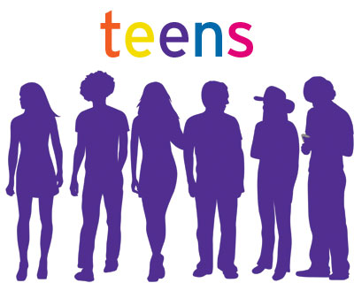 Teen services image